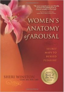 Sheri Winston is a pioneer, this book is a must read. She playfully integrates ancient wisdom, lost knowledge and modern sexuality in a sexy, fun, empowering guidebook that lights upevery woman's secret path to pleasure.