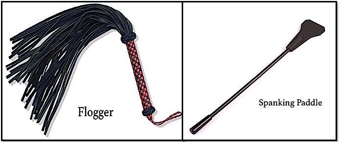 ConfidentLover Flogger