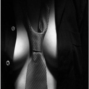 Men in bondage restraints
