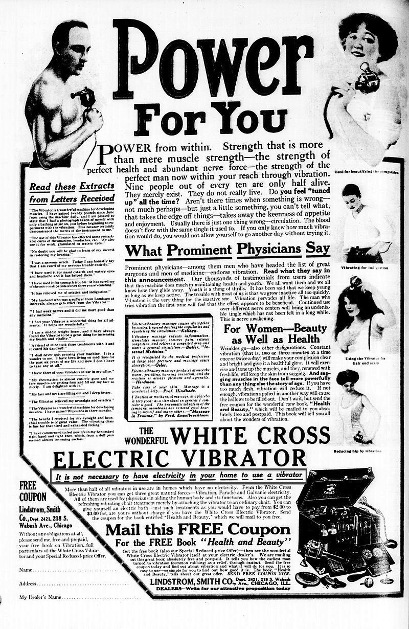 ConfidentLover Electric_Vibrator_ad_NYT_1913